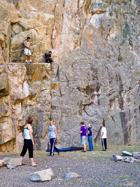 Climb Cody, WY (10.19.10)