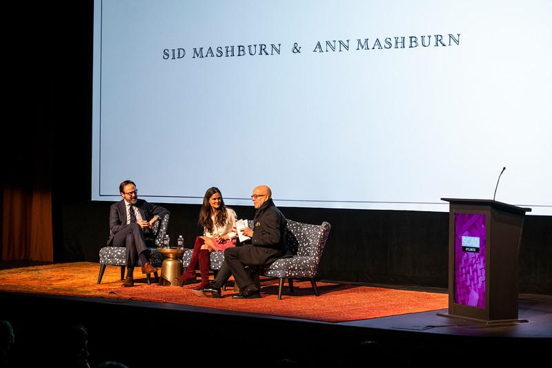 SCAD Atlanta – Winter 2020 – Mashburn Conversation – SCADshow – Photography Courtesy of SCAD