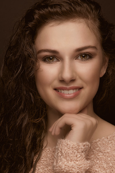 Pageant Head Shots, Beauty & Portrait Photography
