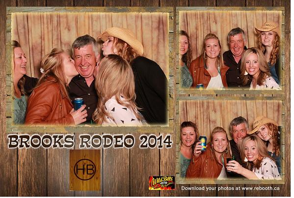 Brooks Hotel - Pro Rodeo 2014