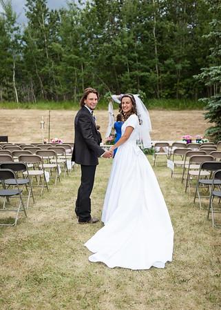 Sallyma and Levi Wedding