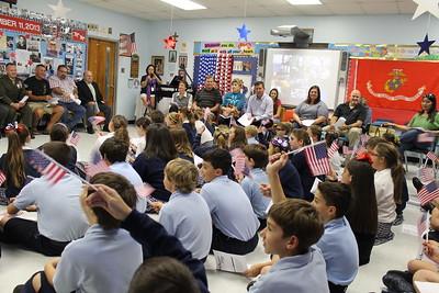 2013-11-11 5th Grade Veterans Day Program