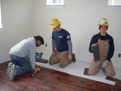 Washington Conservation Corps -- March 1st, 2012