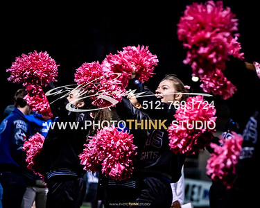 Cheerleaders - McCallum v Northeast 10-6