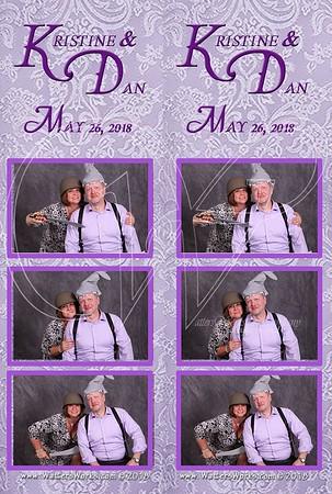 Kristine & Dan