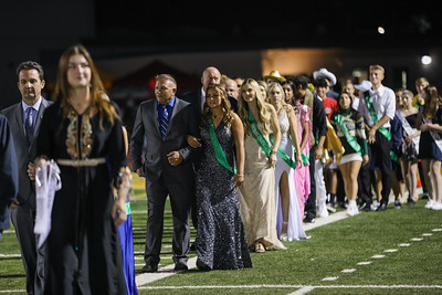 191011 HOMECOMING QUEEN CEREMONY (BY KIERA WINSLOW)