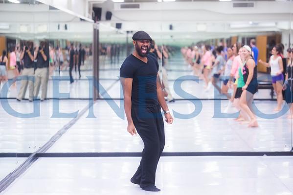 Guest Dance Workshop - Robin Dunn