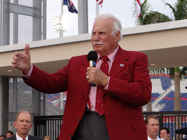 FAU Stadium Ribbon Cutting Ceremony, October 14, 2011, 6:00pm, at FAU Stadium, Boca Raton, FL