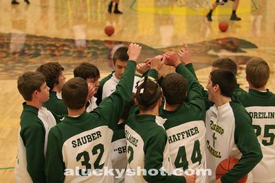 110303 Bishop Carroll vs Valley Center Boys