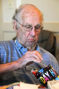 Uncle Bob's 90th Birthday