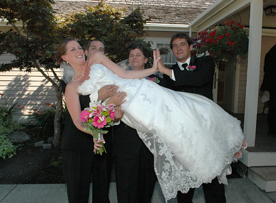 Shannon & DJ's Wedding