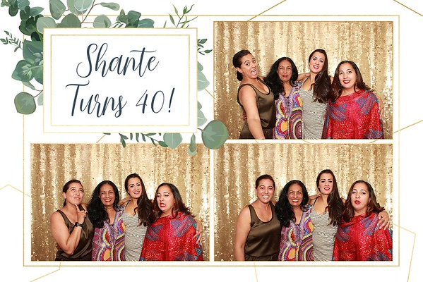 Shante's Birthday