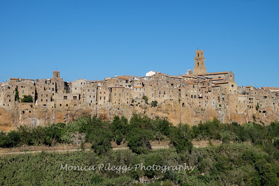 Pitigliano Italy, 13 October 2017