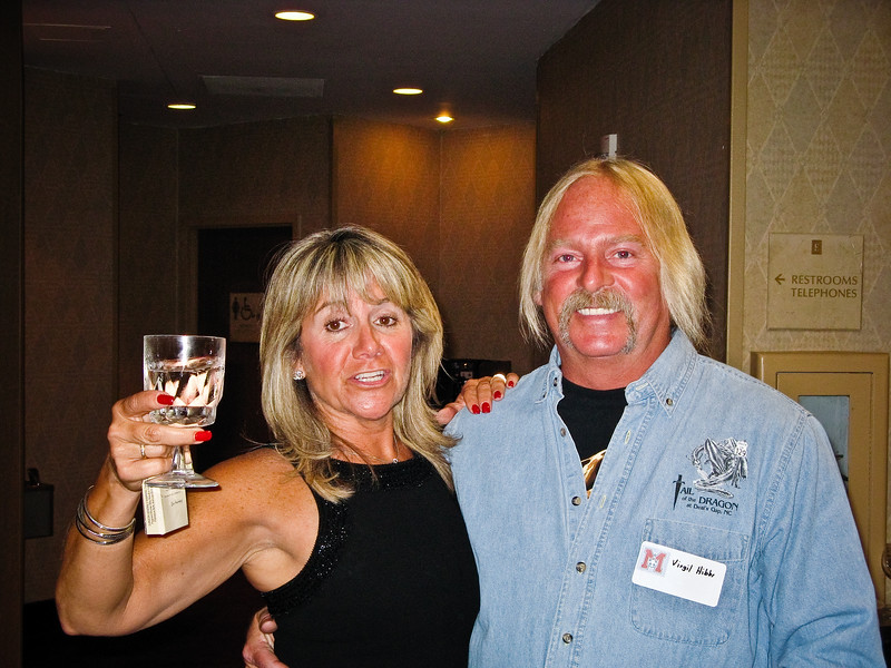 Mary Grace Murphy Mandaro (72), Virgil Hibbs