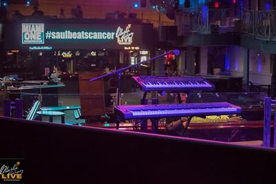 Saul Beats Cancer Benefit