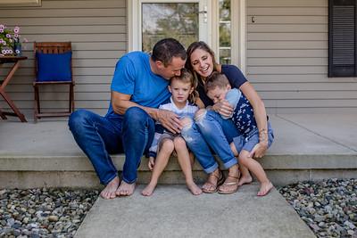 Mark & Megan home