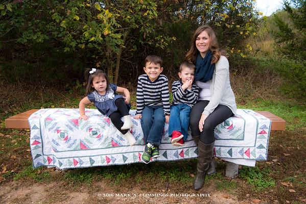 BARRY BULLARD & FAMILY