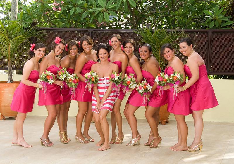 Wedding photographer abroad