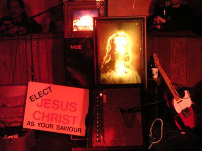 Uncle Scratch's Gospel Revival - CD Release - 20060519