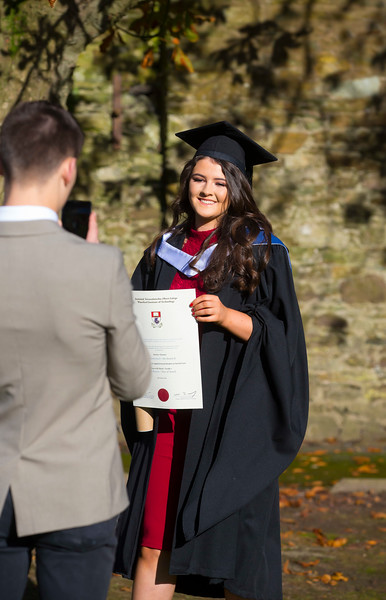 01/11/2018. Waterford Institute of Technology (WIT) Conferring Ceremonies 2018. Pictured is Roisin Clooney Waterford. Picture: Patrick Browne