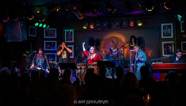 Bros and Sisters Holiday Jam Melody Trucks Band12 31 18