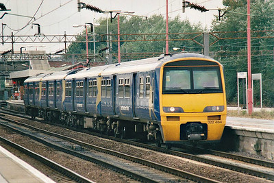 SECOND GENERATION ELECTRIC MULTIPLE UNITS (AC)