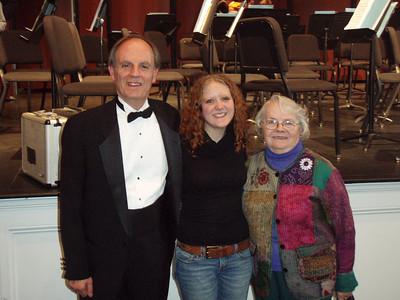 Washington Metropolitan Youth Orchestra Concert  4.06.08