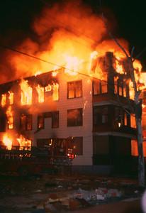 Newark - Hawthorne & Peshine, March 1981