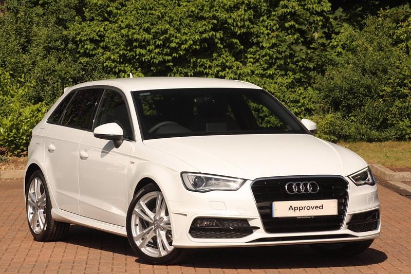 Audi A3 Sportback 1.4 TFSI (140 PS) S-line