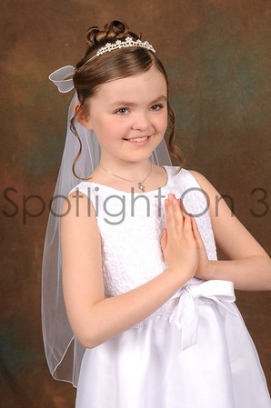First Communion - May 3, 2014