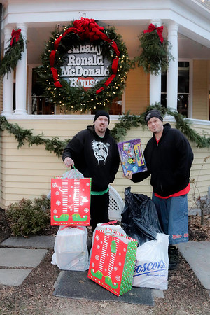 Donating Toys