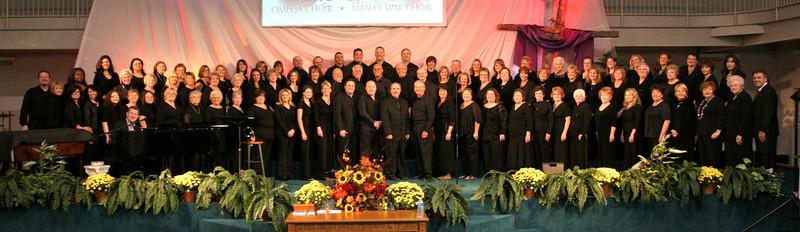 Unbroken Praise Man O War Church of God
