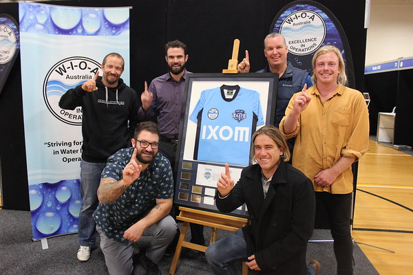 2019 Ixom Best Tasting Tap Water in NSW ACT