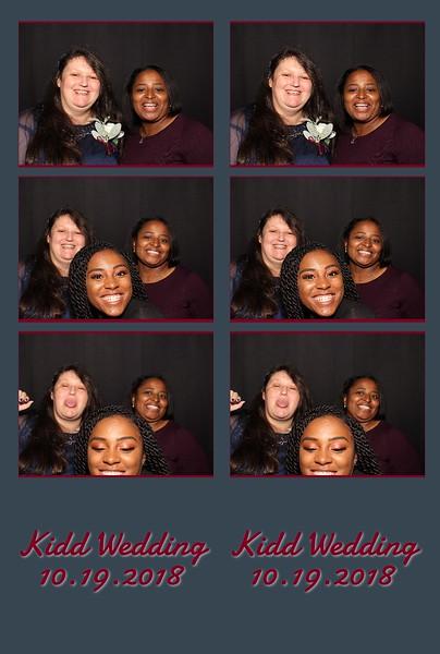 Kidd Wedding (10/19/18)