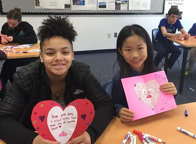 Sweet Valentine's Day Wishes from Norwood Buddies