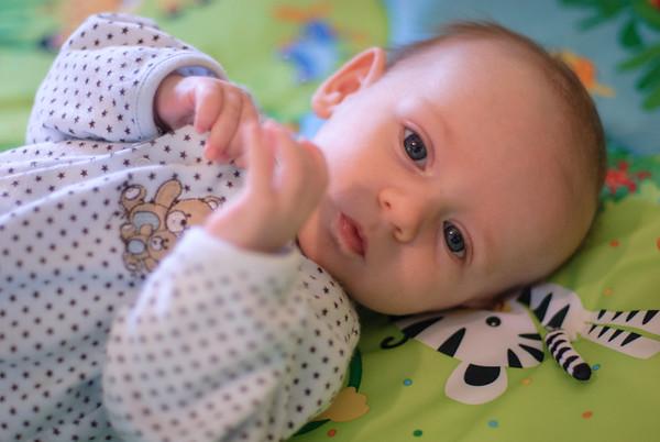 Jacob First Months