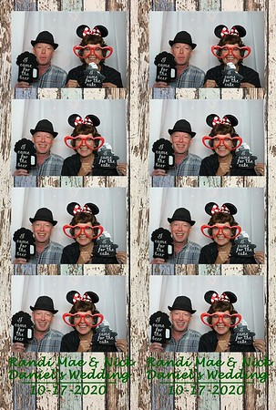 2020/10/17 Randi Mae & Nick