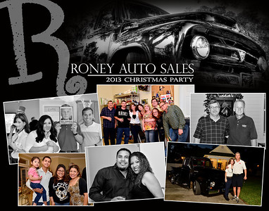 Roney Auto Sales Christmas Party
