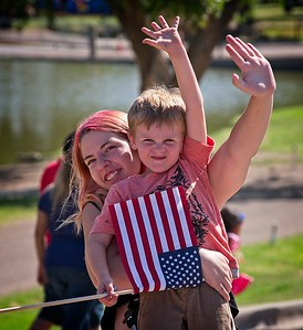 July 4th Parade Lubbock TX 2018