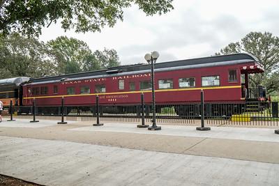 2021-10-15 Texas State Railroad Mom's Birthday