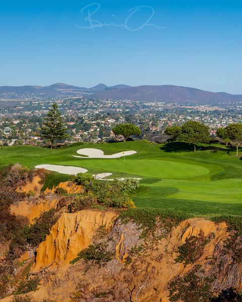 Encinitas Ranch Golf Course Photography