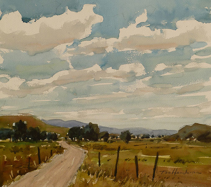 henderson-SPRING-CLOUDS-OVER-THE-VALLEY-WATERCOLOR-13x14.jpg