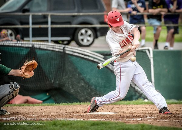Conard vs. Northwest Catholic - May 17, 2018