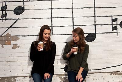 Sophia and Rosalie