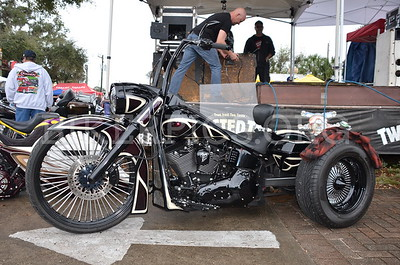 MIDWEST MOTORCYCLES BIKE SHOW