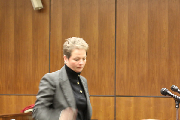 Angie Williams on Trial - August 2010