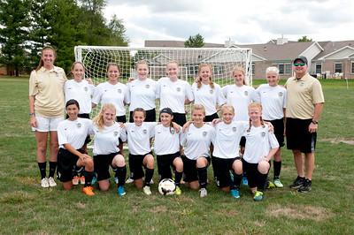 Boiler FC U13 Gold Fall 2015