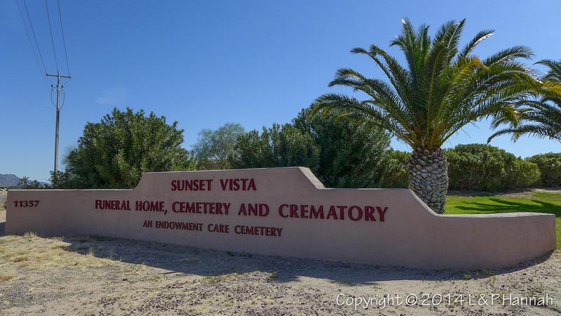 Vista Cemetery - Yuma, AZ - M4 Composite