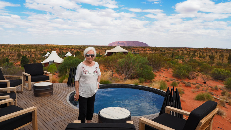 2019 Feb 7th - Ayers Rock (Uluru) and Longitude 131