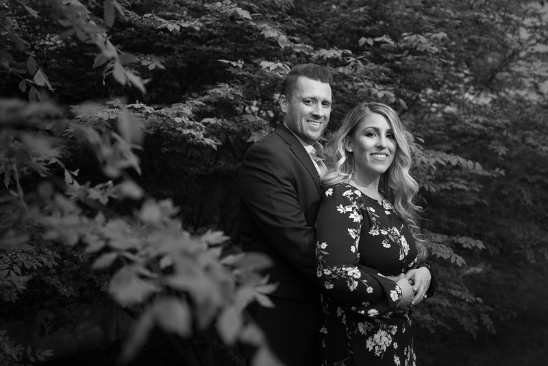 Detroit Michigan Engagement Session Photography